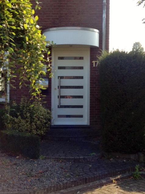 Greten 15 houten voordeur 1