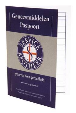 Gen paspoort 250