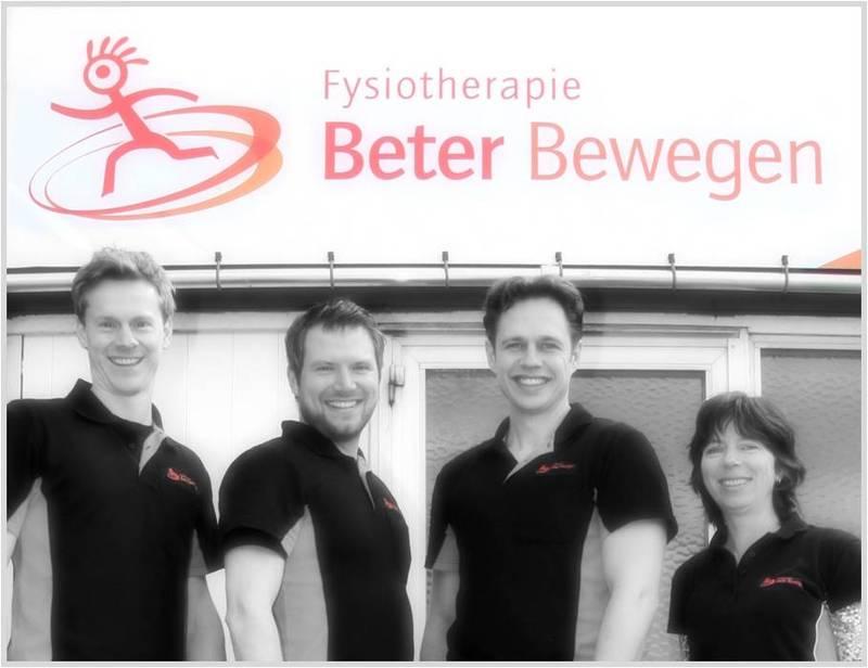Team fysiotherapie beter bewegen oss inzoom