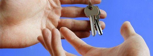 Head sleuteloverdracht