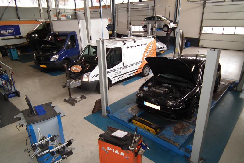 Werkplaats autoprofi