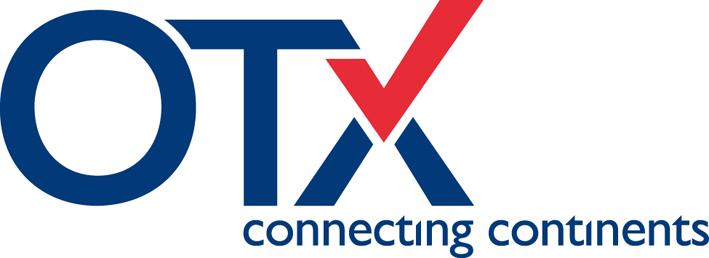 Logo otx donker blauw