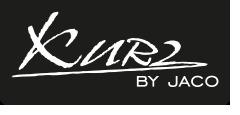 Kurz logo label