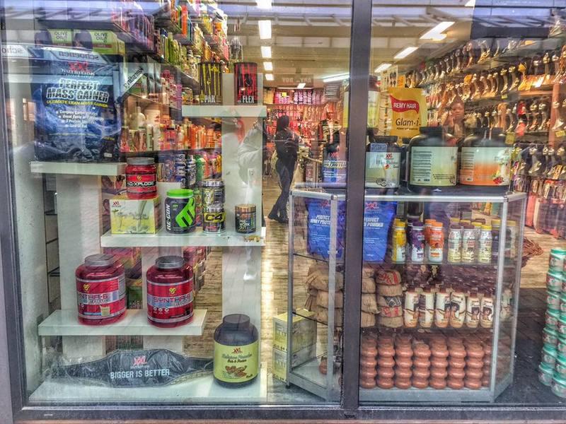 Ultimate nutrition winkel