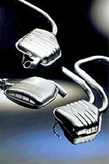 Products exhaust