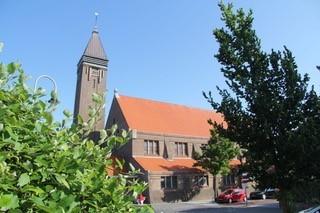 St. agathakerk zandvoort