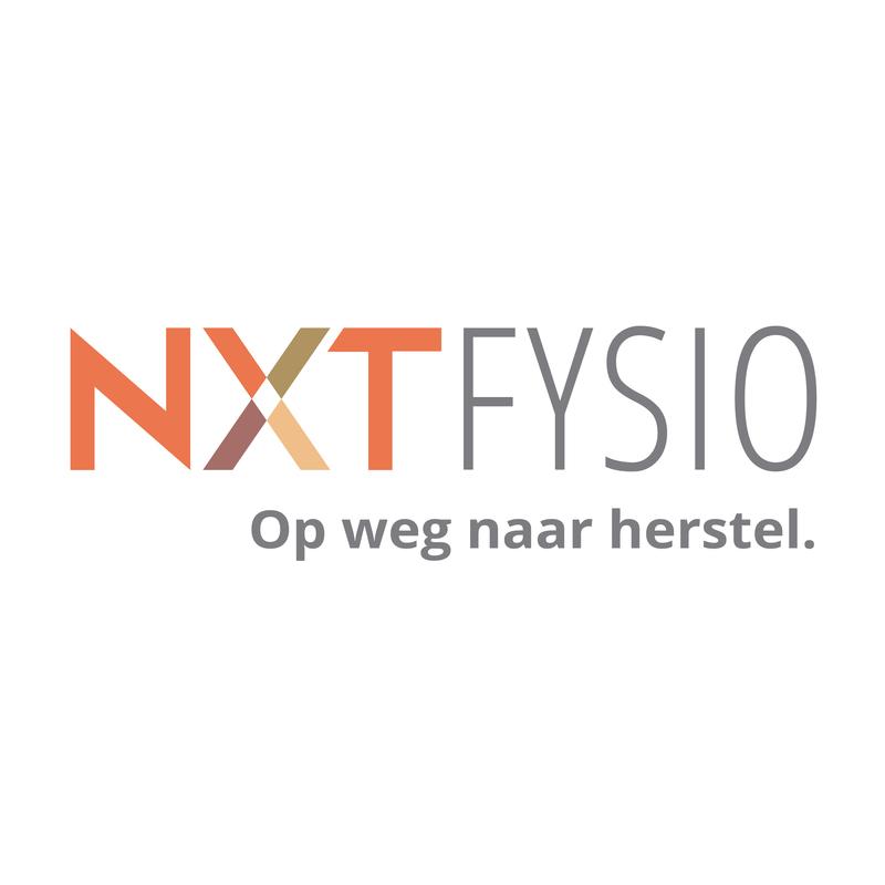 Logo nxtfysio payoff